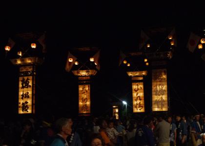 夏祭り(新宮納涼祭)